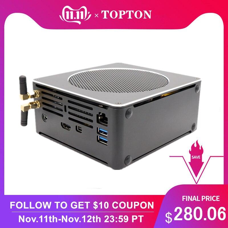S200 Super Nuc i7 8850H Xeon E-2186M 6 Core 12 Fili Mini PC Finestre 10 Pro 2 * DDR4 i5 8300H AC Desktop di Wifi Del Computer HDMI