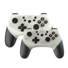 Bluetooth Pro Gamepad Voor Ns Switch Console Draadloze Gamepad Video Game Usb Joystick Schakelaar Pro Controller Met 6 As handvat