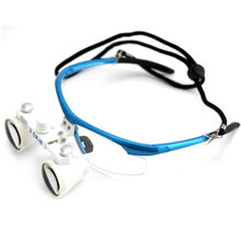 3.5X Binocular Surgical Dentists Magnifier Medical Operation Dental  Loupes Magnifying Glass 2018 hot sell dental equipment 2 5x dental loupes dental surgical magnifying glass dental surgical loupes with asin