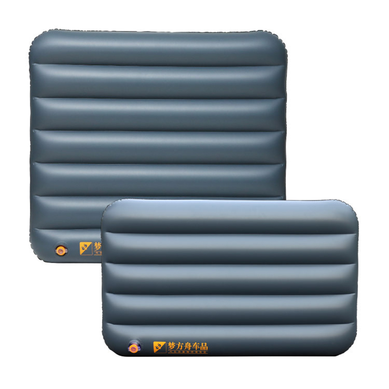 Inflatable Car Mattress Air Mattress Camping Bed Air Seat  Air Mattress For Car Car Trunk To Increase The Cushion