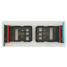 For ZTE Nubia Red Magic 5G New Original Sim Card Holder Tray Card Slot Magic5G NX659J Sim Card Holder for Nubia RedMagic 5G cheap aiboduo CN(Origin) Nubia Red Magic NX659J