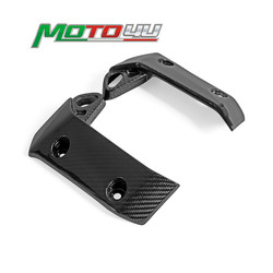 100% Carbon Fiber Front Side Radiator Cover Guard Fairing Cowl Motorcycle Accessories For YAMAHA MT07 MT 07 MT-07 2018 2019 2020