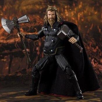 Marvel 16cm Avengers Endgame Thor Action Figure