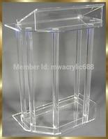 Púlpito mobiliário frete grátis bonito acrílico pódio púlpito lectern acrílico pódio plexiglass|Conjuntos escolares| |  -
