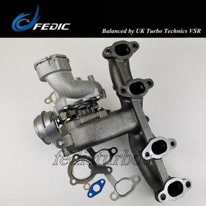 Image 4 - Turbosprężarka GT1749V 721021 turbina pełna turbo dla Audi Seat VW 1.9 TDI 110Kw 150 km ARL 1998 2005