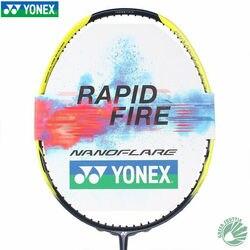 Raqueta de grafito NF170 para hombres y mujeres de alta velocidad tipo raquetas de bádminton de carbono 2020