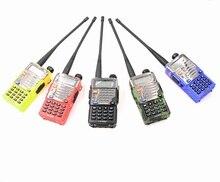 Baofeng 5RB جهاز إرسال واستقبال محمول ، راديو ثنائي النطاق CTCSS و DCSS
