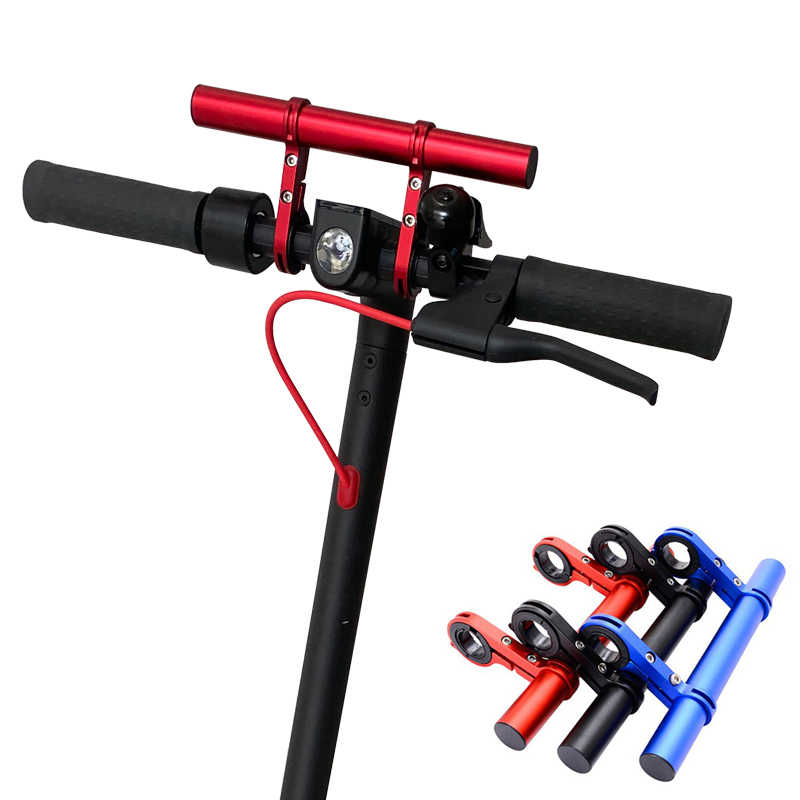 Handlebar Extender Extension Electric Scooter Aluminum Alloy Accessories