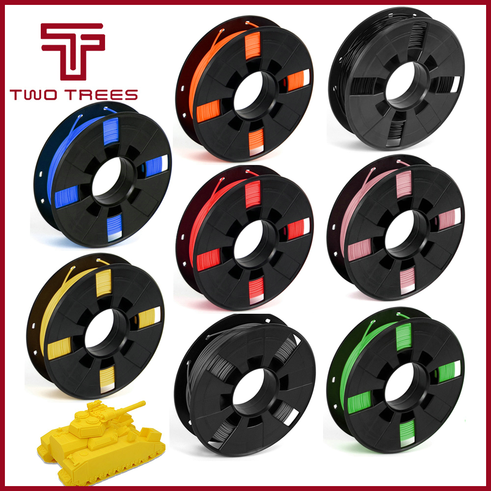 DIY <font><b>3d</b></font> printer filament more colors Optional PLA/<font><b>ABS</b></font> <font><b>1.75</b></font> for MakerBot RepRap plastic Rubber Consumables Material 0.2/KG image
