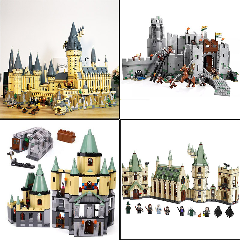 16013 The Lord Of The Rings The Battle Of Helm's Deep Model Building Block Bricks Toys Compatible With Bela 9474