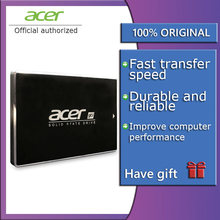 Acer SSD 250GB 500GB 1TB Internal Solid State Drive 2.5 inch SATA III HDD Hard Disk HD SSD Laptop Desktop PC QLC disco duro(China)