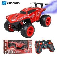 X87 2.4G 4CH High Speed Climb RC Car 1:16 4WD Drift Spray Radio Control Car Sturdy Remote Toys For Children Boy Holiday gifts