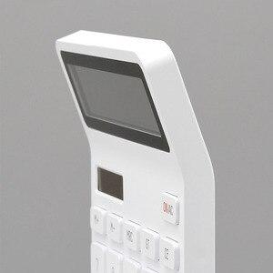 Image 5 - Youpin KACO LEMO pulpit kalkulator fotoelektryczny podwójny Dive 12 numer wyświetlacz inteligentne wyłączanie dla szkolnego biura