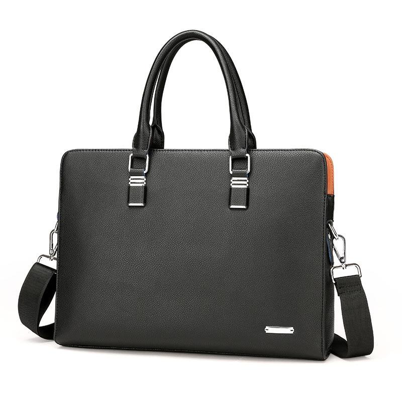 Genuine Messenger Bag Men Leather Male Package Leisure Time Men's Handbag Cowhide Fund Portfolio Designer Luxury Purses Hot Sale