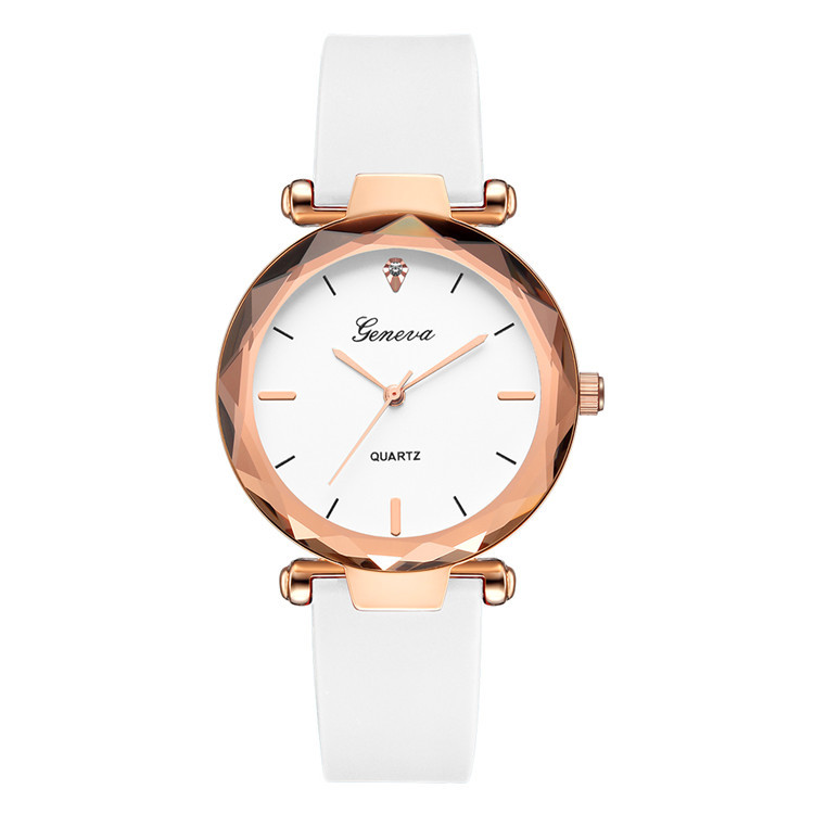 STYLE: Starry Sky elegant style nice watch is really important for those people who love beautiful and exquisite life, The rhinestone setting in the watch is perfect and the sparkle is eye-catching