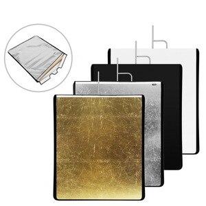 Image 2 - Quente 4 cores painel cltoh estúdio de vídeo bandeira inoxidável painel cltoh refletor difusor fotografia acessorios câmera photo studio