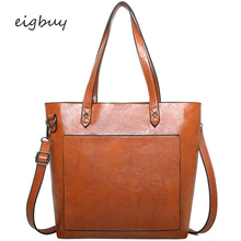 Women Ladies Crossbody Bags Hot Satchel  Leather Woman Bag Handbags Brown Fashion Bolsos Mujer