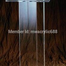 Роскошная Красивая Дешевая прозрачная акриловая подставка из оргстекла