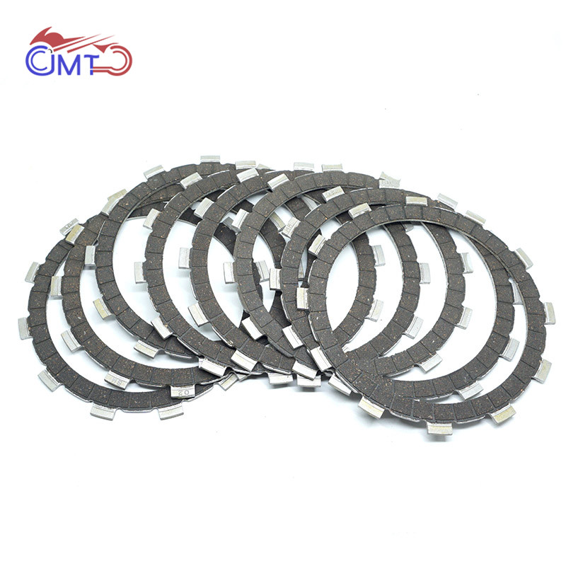 Clutch Friction Plates And Gasket Kit for Kawasaki Ninja ZX-7R ZX750P 1996-2003