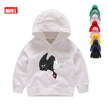 Boys Girls How To Train Your Dragon Toothless Cartoon Hoodies Sweatshirts Kids White