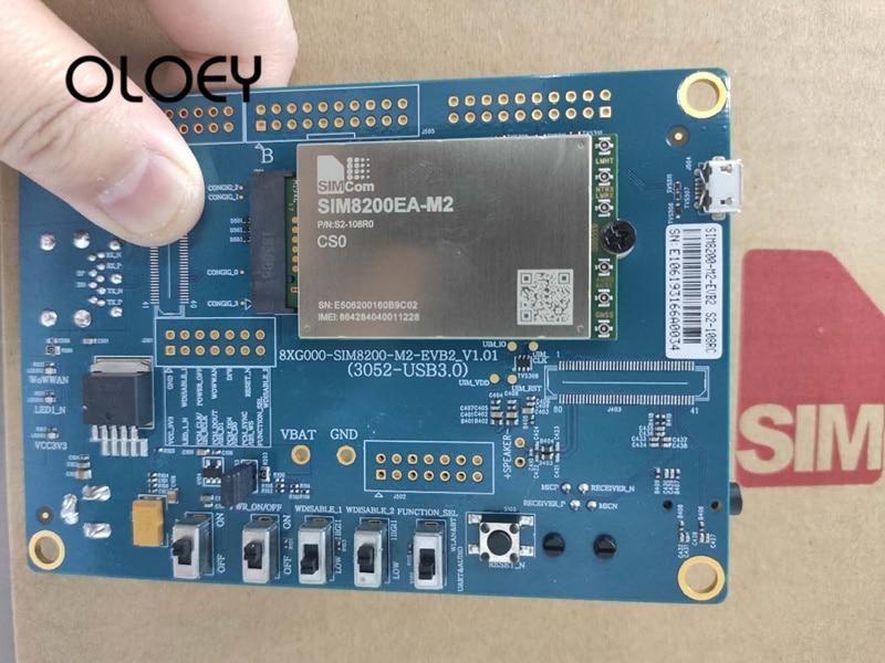 SIMcom SIM8200EA-M.2 5G Module,  M.2 Board, NGFF Board ,Original Development Board