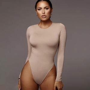 SSexy Bodysuit Long-S...