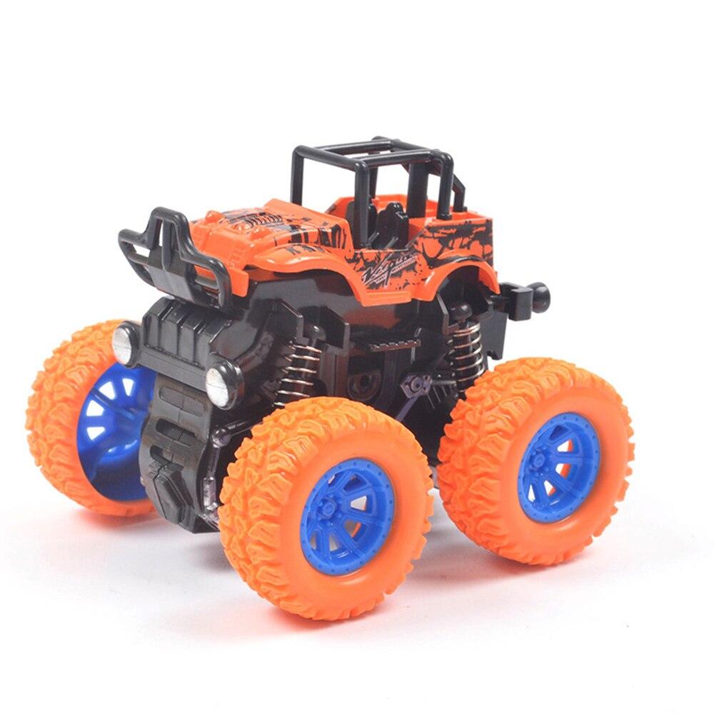 1:18 Kids Cars Toys Monster Truck Inertia SUV Friction Power Vehicles Baby Boys Super Cars Blaze Truck Children Gift Toys