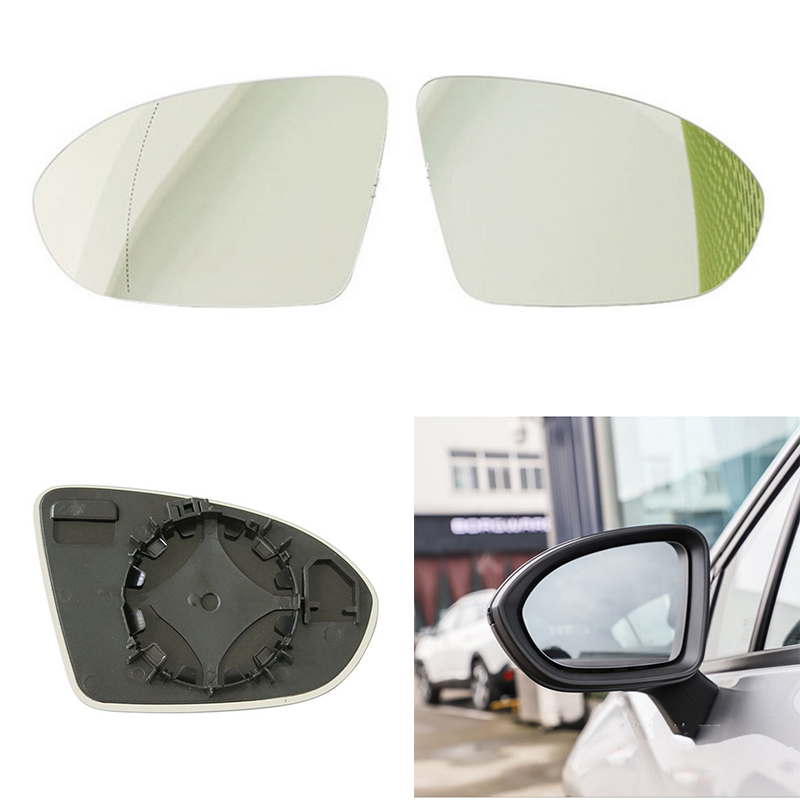 Auto Replacement Left Right Wing Rear Mirror Glass For Chevrolet Cruze 2017 2018 2019 Mirror Covers Aliexpress