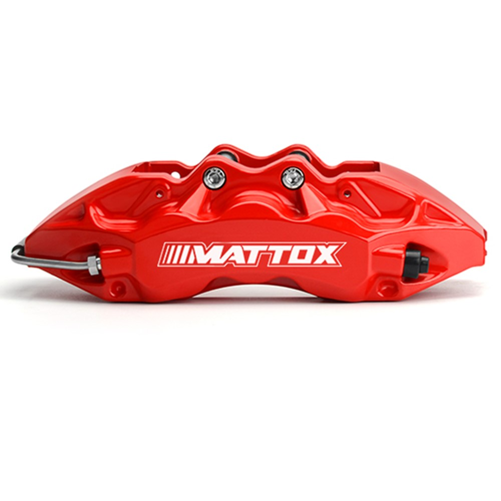 Mattox Car Brake System Accessories Brake Caliper 6Pot 355*32mm Brake Disc 17in Front Wheels for BMW E24 6-Series 1982 1989