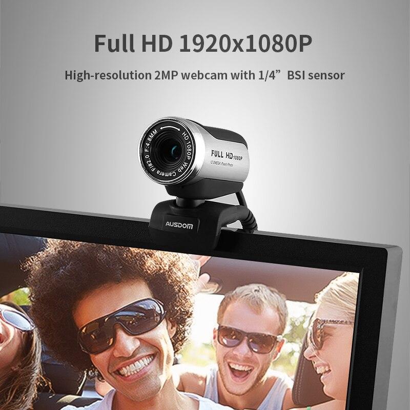ausdom aw615 hd web camera com microfone 01