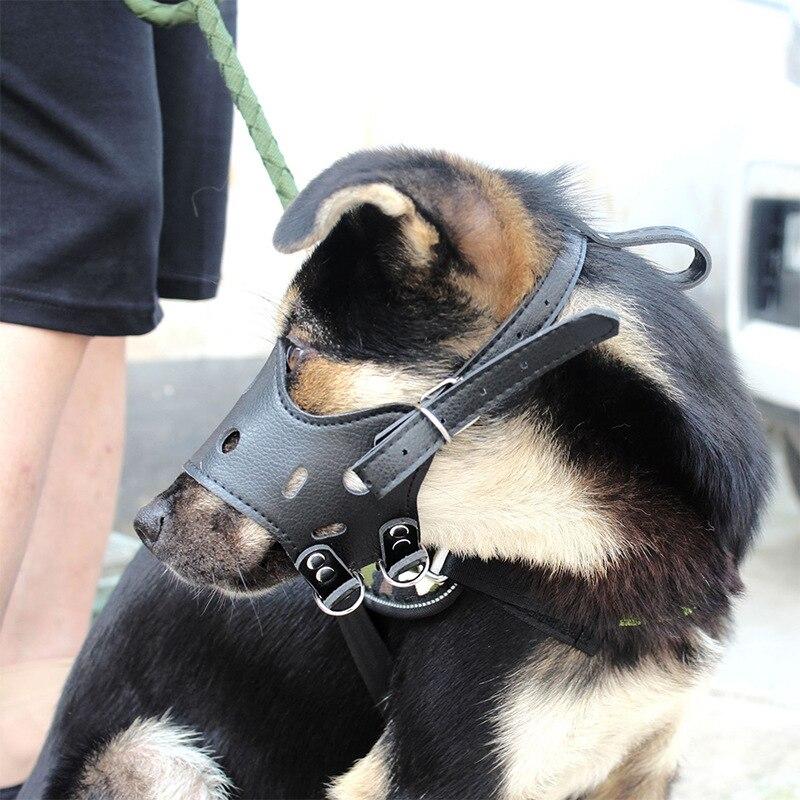 Dog Mouth Sleeve Dog Anti-Called Anti-Bite Anti-Eat Teddy Small Face Mask Zhi Fei Qi Golden Retriever Large Dog Pet Dog Cover