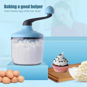 Eco-Friendly Hand Shake Blender Manual 3pcs/Set Convenient Party Egg Beater Practical Agitator Household Baking Tools