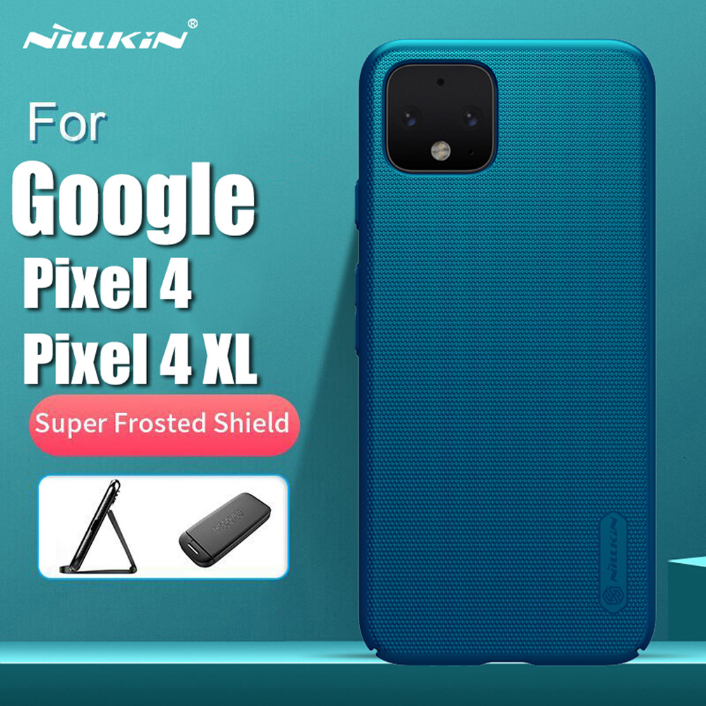 Case For Google Pixel 4Cover Super Frosted Shield Hard PC Phone Protector Back Cover For Google Pixel 4 XL