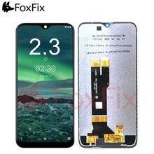 Für Nokia 2,3 LCD Display Touchscreen Digitizer Handy LCD Ersatz Für Nokia 2,3 LCD TA 1206 TA 1211 TA 1214 TA 1209