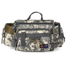 Fishing Gear Bag Multifunctional Fishing Tackle Bag Waist Bags Boat Bags Pouch Case for Fishing Gear Bags Fish Bag Rod
