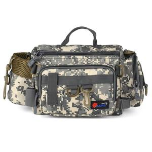 Image 1 - Fishing Gear Bag Multifunctional Fishing Tackle Bag Waist Bags Boat Bags Pouch Case for Fishing Gear Bags Fish Bag Rod