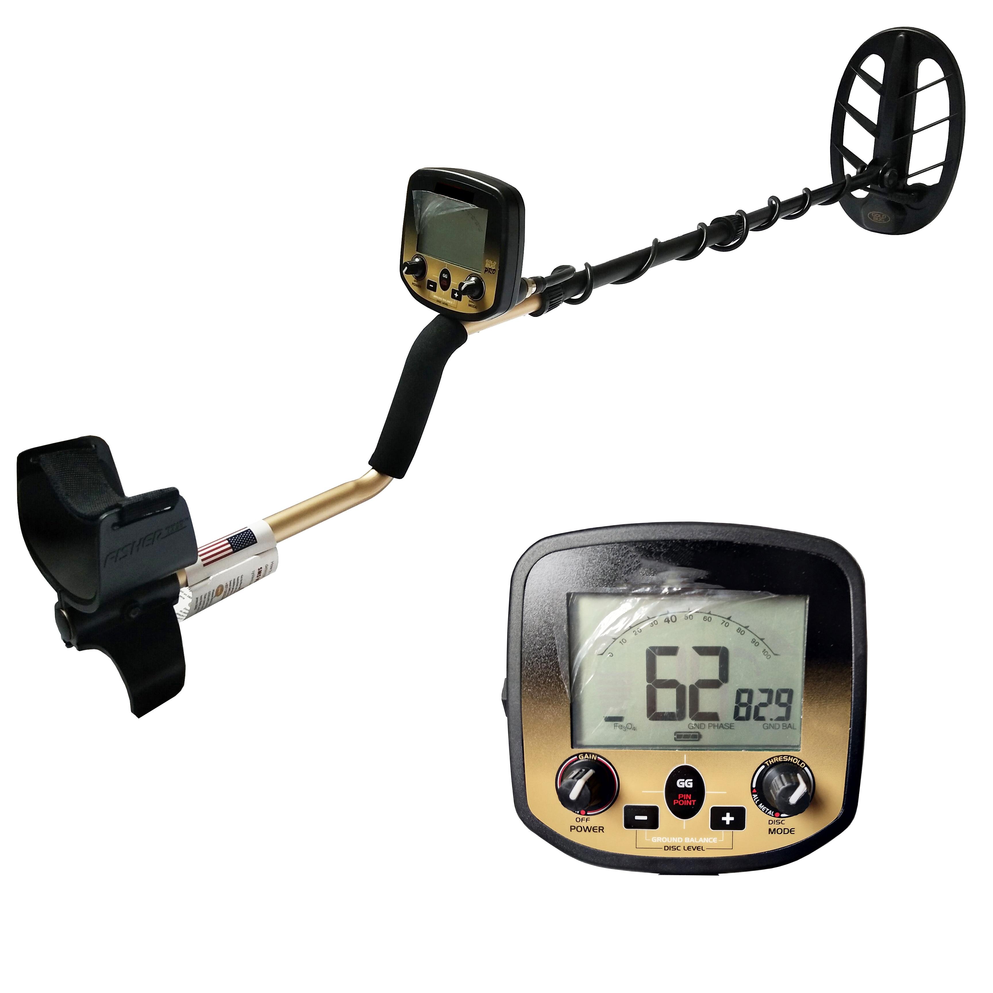 Профессиональный металлоискатель FS2, Высокочувствительный детектор золота G2, подземный водонепроницаемый металлодетектор