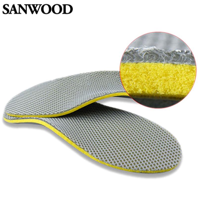 3d confortável palmilhas ortopédicas palmilhas ortopédicas sapatos palmilhas ortopédicas de alta arco para sapatos