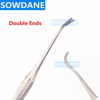 Dental Orthodontic Ligature Director with Scaler Dental Tooth Cleaning Tool German Stainless Steel Dental Instrument high quality long tip dental scaler spoon tooth cleaning excavator restorative instruments spoon tool