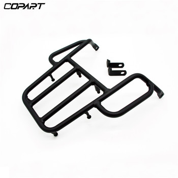 NEW Motorcycle Rear Fender Luggage Rack Support Holder Saddlebag Cargo Shelf Bracket for Kawasaki KLX250 KLX 250 1993-2007 Black