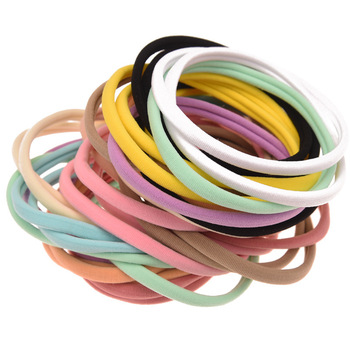 10pcs/lot Nylon Headband for Baby Girl DIY Hair Accessories Elastic Head Band Kids Children Fashion Headwear baby turban 11pcs lot soft nylon headband for baby girl diy hair accessories elastic head band kids children fashion headwear baby turban