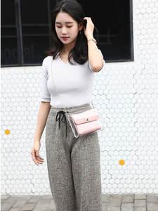 Transparent-Bag Slung-Shoulder-Bag New-Product Candy-Color Creative Ladies Solid Mara's-Dream