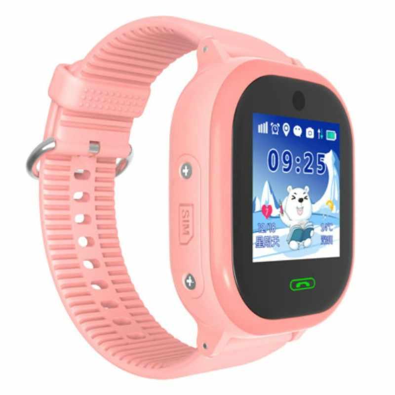 Heiße Art Und Weise kinder Telefon Uhr Grundschule Wasserdichte Positionierung Uhr Männlichen Und Weiblichen Smart Uhr/