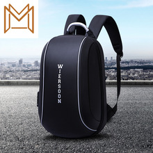 Bag Male Both Shoulders Package Guard Against Theft Business Affairs Password Lock Computer Student Backpack Travelling Bag