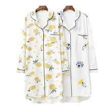 100% cotton  Nightshirt Nightdress Women Nightwear Womens Night Gowns 1189