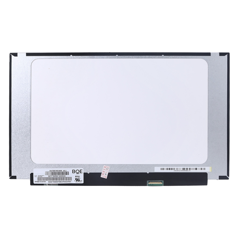 New Replacement FHD LED LCD Screen Compatible forNV156FHM-N49 V8.0 / V8.2 High Definition 1920X1080 15.6 inch EDP