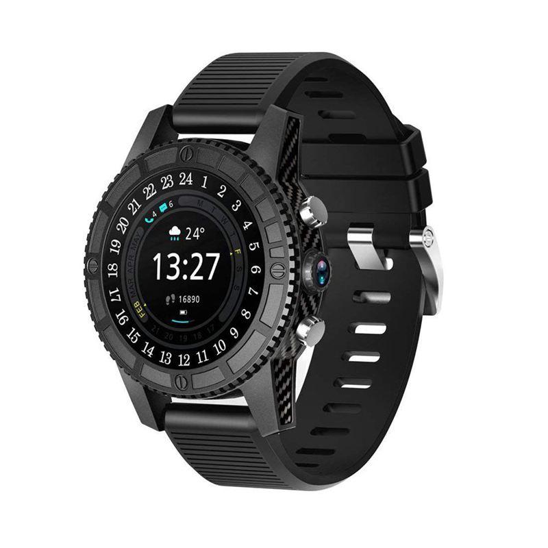 Montre intelligente Android 7.0 Smartwatch prend en charge la fréquence cardiaque d'appel téléphonique LTE 4G pour l'horloge Samsung Gear S3