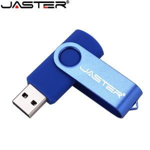 Image 3 - 100% di capienza reale di plastica pen drive 4GB 8GB 16GB 32GB scheda di Memoria usb della Parte Girevole flash drive pendrive bastone di memoria USB creativo