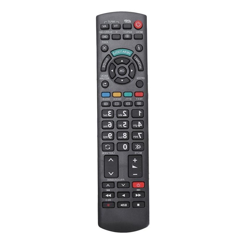 NEW Panasonic TV Universal Remote For N2QAYB000570 N2QAYB000703 N2QAYB000706