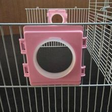Cage-Fittings Hamster Toy-Cages Tunnel-Port Outside-Plate Small Q1QC Baffle External-Pipe